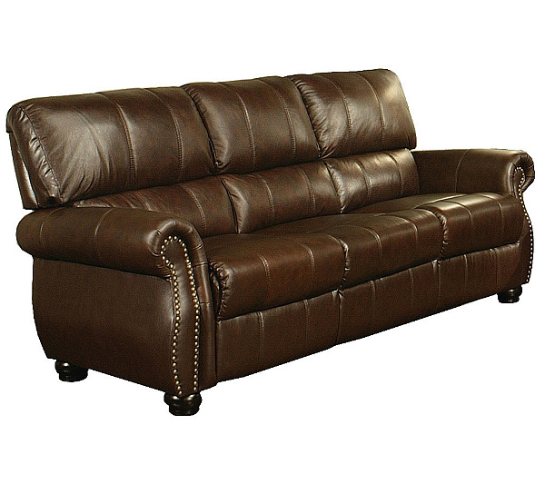Lorenzo Leather Sofa Lorenzo 3 Seat Sofa Full Leather