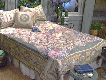 Old World Renaissance King Tapestry Coverlet U2014 QVC.com