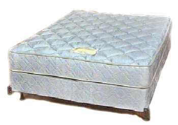 Beautyrest Gemini Plush Queen Size Mattress Set QVCcom