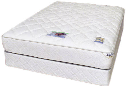 Simmons BackCare Queen Size Mattress Set QVCcom