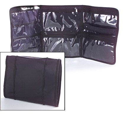 Antitarnish Jewelry Travel Organizer by Lori Greiner QVCcom