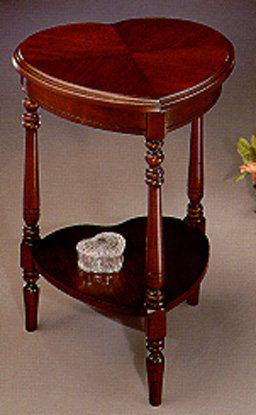 Butler Specialty Heart Shaped Accent Table U2014 QVC.com