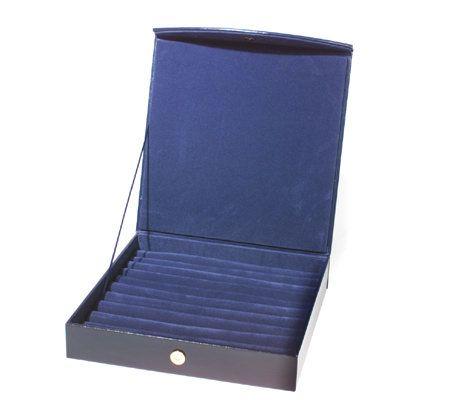 PreZerve Leather Ring Box with FlexZorb QVCcom