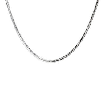 "Ultrafine Silver 18"" Snake Chain 11.5g - J109600"