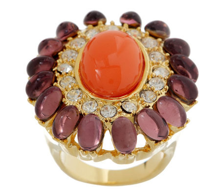 KJL Legendary Cabochon Ring