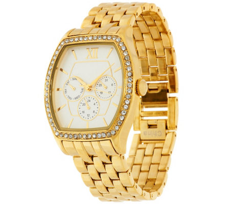 """As Is"" Gossip Multi-Function Bracelet Watch"
