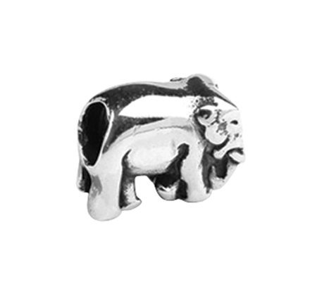 Prerogatives Sterling Elephant Bead