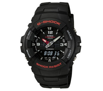 Casio Men's G-Shock Classic Ana-Digi Watch - J107203