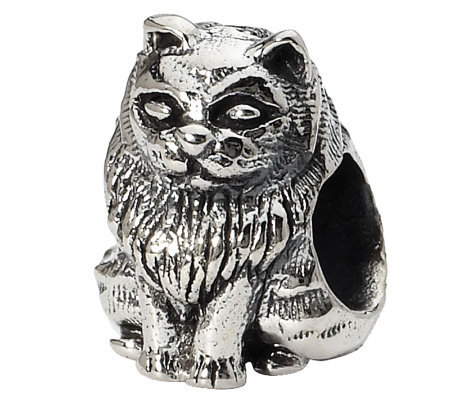 Prerogatives Sterling Birman Cat Bead