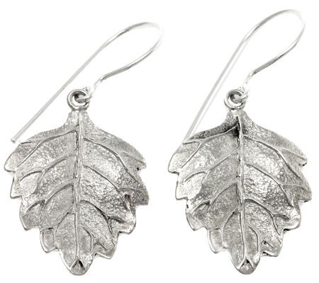 "Novica Artisan Crafted Sterling ""Enchanting Fall"" Earrings"