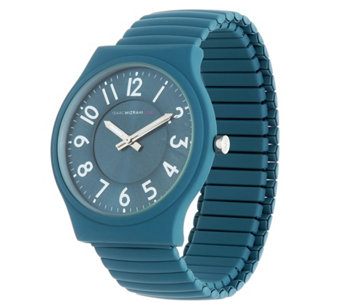 Isaac Mizrahi Live! SOHO Matte Finish Expansion Watch - J329804