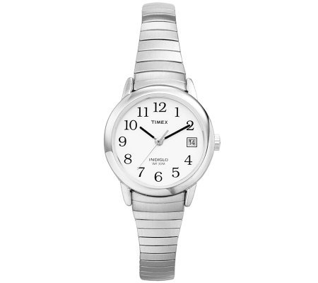 Timex Women's Easy Reader Silvertone