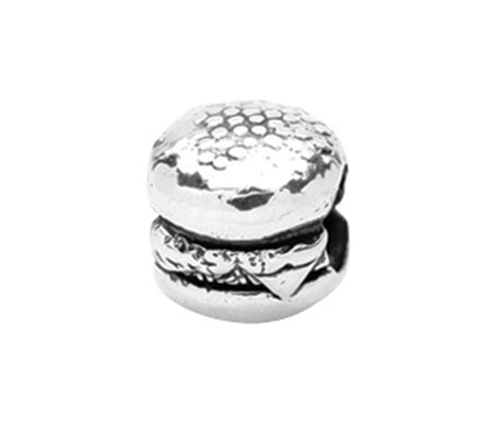 Prerogatives Sterling Hamburger Bead