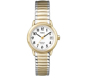 Timex Women's Two-Tone Easy Reader Watch - J308810