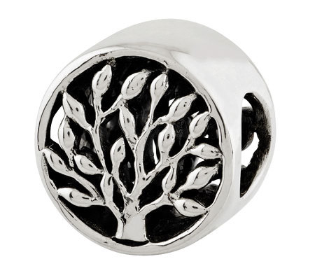 Prerogatives Sterling Tree Bead