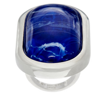 H by Halston Oval Cabochon Ring - J330510
