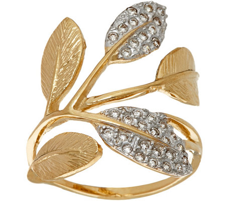 size dp gold jewelry yellow com leaf amazon rings