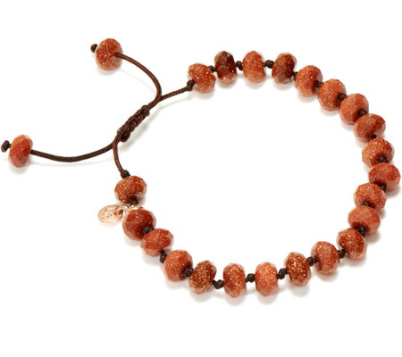 Lola Rose Phoebe Beaded Adjustable Bracelet