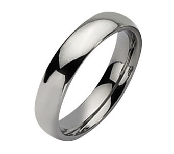 Stainless Steel 5mm Polished Ring - J107811