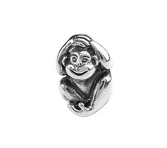 Prerogatives Sterling Monkey Bead - J108412