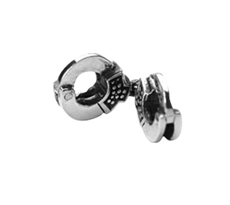 Prerogatives Sterling Handcuffs Bead