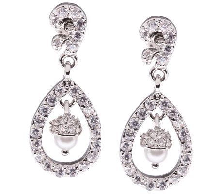 Kenneth Jay Lane's Royal Wedding Earrings