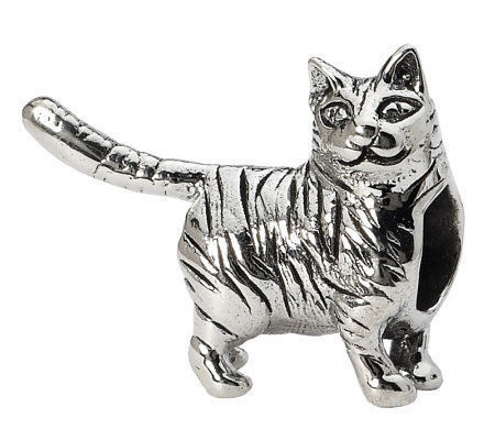 Prerogatives Sterling American Shorthair Cat Bead