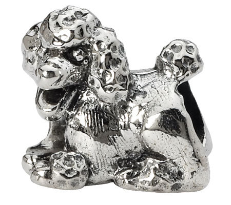 Prerogatives Sterling Poodle Bead