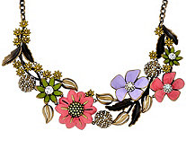 "Joan Rivers Limited Edition Enchanted Garden 18"" Necklace - J319015"