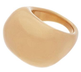 Oro Nuovo Bold Polished Band Ring, 14K Gold - J355615