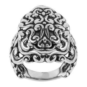Carolyn Pollack Sterling Interchangeable Ring