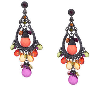 Linea by Louis Dell'Olio Multi-color Drop Earrings - J270116
