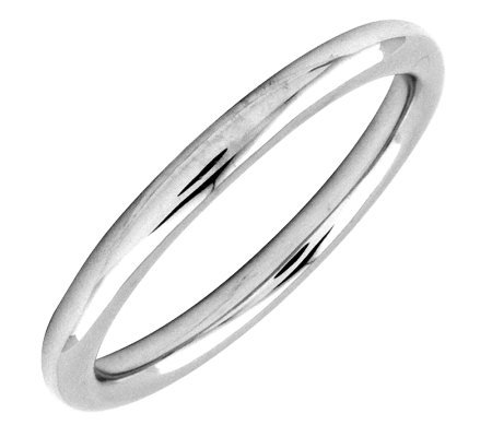 Simply Stacks Sterling Silver 2.25mm Polish Ring