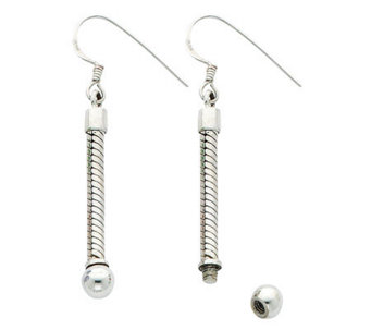 Prerogatives Sterling Dangle Earrings - J313016