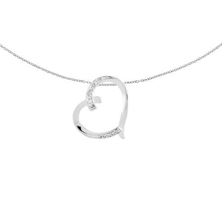 "Sentimental Expressions Sterling 18"" I Love YouMom Necklace"
