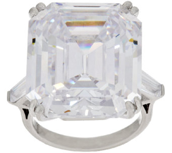 The Elizabeth Taylor 33.19 cttw Simulated Diamond Ring - J319816