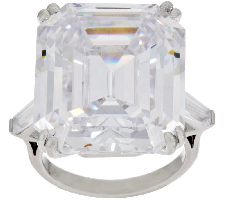 The Elizabeth Taylor 33.19 cttw Simulated Diamond Ring