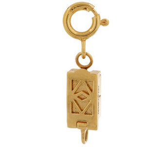 Click Secure Self-Locking Magnetic Clasp 14K Gold - J156818