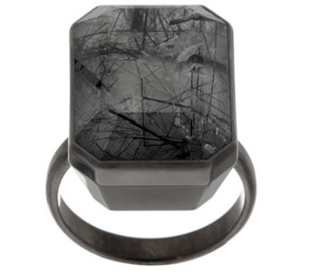Ringly Gemstone Smartphone Connected Ring - J330618