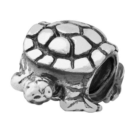 Prerogatives Sterling Sea Turtle Bead