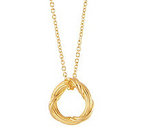Peter Thomas Roth 18K Gold Heritage Adjustable Necklace - J333620