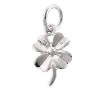 Mixers Sterling Four-Leaf Clover Pendant - J304721