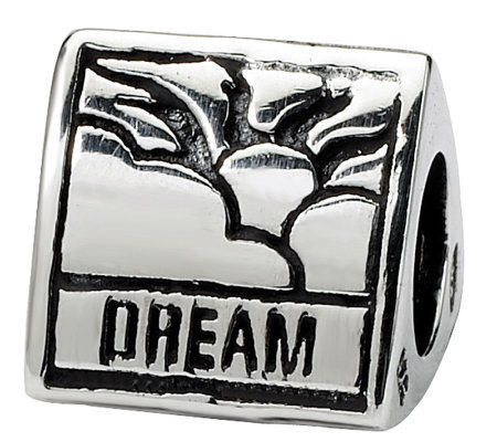 Prerogatives Sterling Silver Inspiration Trilogy Bead