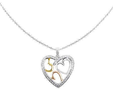 sentimental expression sterling 18 bond of love