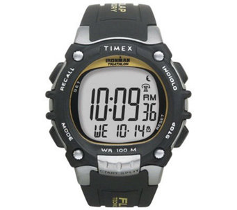 Timex Men's Ironman 100-Lap FLIX System Watch - J109026