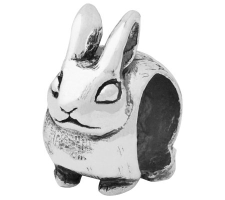 Prerogatives Sterling Bunny Bead
