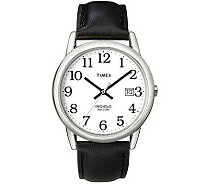 Timex Men's Silvertone Analog Casual Watch - J308826
