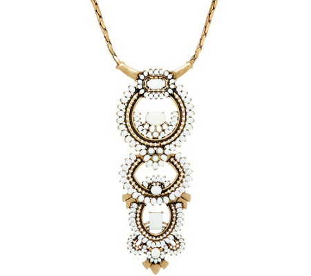 Stella & Dot Havana 3-in-1 Pendant Necklace