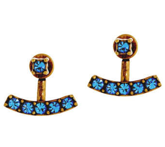 """As Is"" BaubleBar Arc Earring Jackets - J332626"