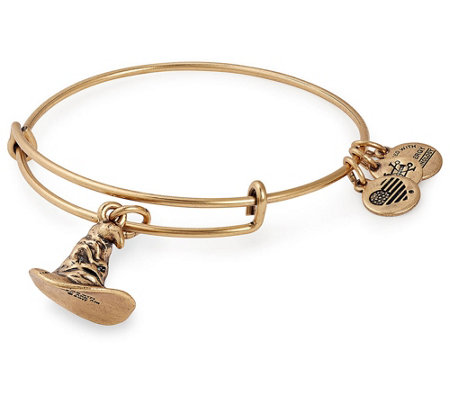 Alex and Ani Harry Potter Sorting Hat Charm Bangle